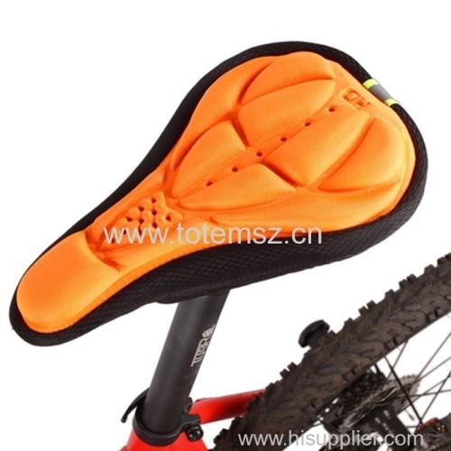 Soft Bike Gel Cushion Seat Pad