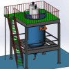 Sand Processing Equipment--Water purification system