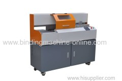 Semi-automatic High Speed Perfect Binder