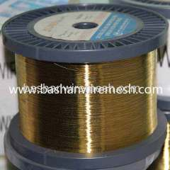 high quality brass edm wire