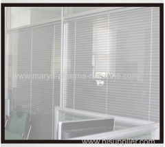 Double tempered glass windows with special rectangular shape