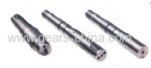 China OEM AAA Quality Drive Shaft Metal CNC Gear Shaft Maker Wholesale Price Stainless Steel Shaft