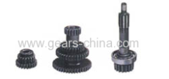 Genuine Auto Spare Parts NPR Crown Wheel Pinion Gear