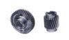Go kart manual transmission helical gear