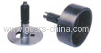 Industrial Spur and Helical Gear Shaft