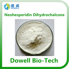 Natural Sweeteners Neohesperidin Dihydrochalcone(NHDC) 98% for food & beverage