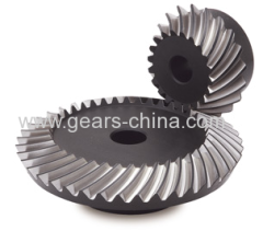 china exporter spiral bevel gear