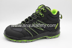 AX02009G nubuck safety footwear