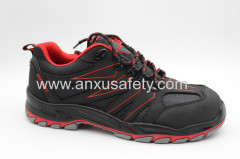 AX02010R nubuck safety shoes