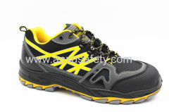 CE standard pu/Rubber outsole safety shoes