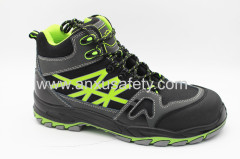 AX02013 pu/rubber safety footwear