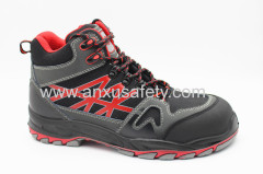 AX02013 pu/rubber outsole safety boots