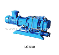 china manufacturers LGB30 vacuum pump