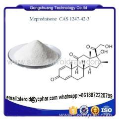 Meprednisone Powder Hormone Steroid Hemisuccinate Meprednisone