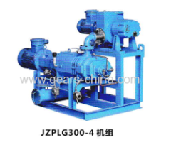 oil-free dry screw vacuum pump system in vacuum melting and vacuum coating factory price cheap