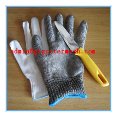 Metal Glove for Cutting Slaughterhouse