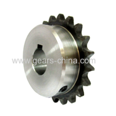 finished bore sprockets manufacturer in china