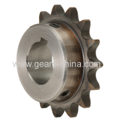 china manufacturer finished bore sprocket