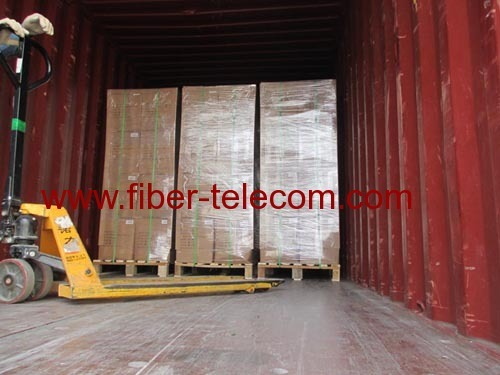 2cores FTTX Fiber Optical Cable with Steel Wire Strength Member
