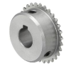 Machine replacement parts finish bore sprocket