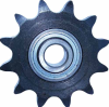 ASA standard driven chain idler sprocket