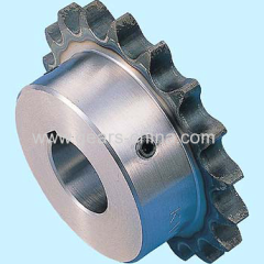 specification steel roller chains industry C45 finished bore standard industry conveyor sprocket