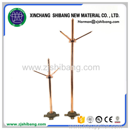 Air Rod For Lightning Protection In Good Quality