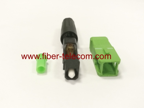 SC/APC FTTH Fast Connector Type C