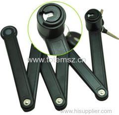 Bike Folding Link Plate Lock