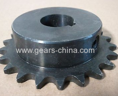 Customized Type B Finished Bore Sprocket with Set Screws
