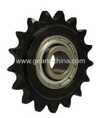 Steel Transmission Industrial Gear Idler Sprocket