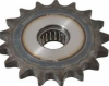 Single Idler Roller Chain Sprockets