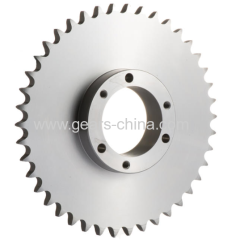 Factory directly sale Sprockets with QD Bushings