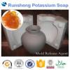 Potassium soap mold release agent ceramics/plaster/gypsum