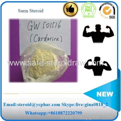 Sarm Supplement Gw-501516 Cardarine Weight Loss GW501516
