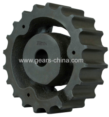 800 conveyor sprocket made in china