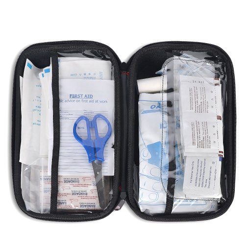 First Aid Kit First Aid Medical Kit - 121 Piece