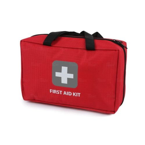 First Aid Kit Fully Stocked 291pcs