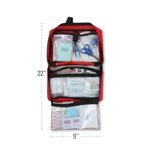 Medical Bag Trauma Responder Emergency Medic First Aid Kit