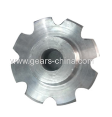 china supplier double pitch sprocket