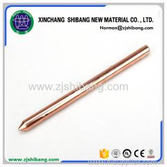 Copper Platting Toma de tierra Buena Precio