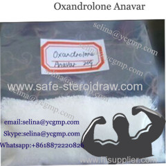 High Purity Anabolic Steroid Powder Oxandrolone Anavar