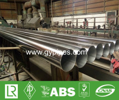 SS AISI 304 Thin Wall Stainless Steel Tube