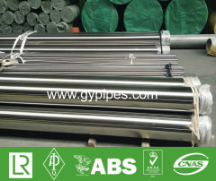 Stainless Steel Welded Pipe Polished