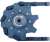 ANSI standard Industrial Mill Chain Sprockets/Mill and Engineering Single Sprocket Type A B C