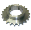 High quality excavator sprocket American standard taper bore double sprocket