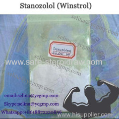 Muscle Growth Oral Anabolic Steroid Powder Stanozolol Winstrol