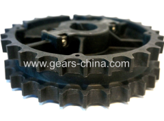 Injection Moulded Plastic Sprockets for 821 Table Top Chains