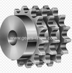 Wholesale Triple Strand Chain Wheel Sprockets