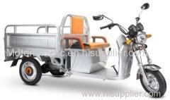 500 Watt Electric Powered Cargo Truck Motorized Scooter Moped Truck 3 Wheel Trike Bicycle